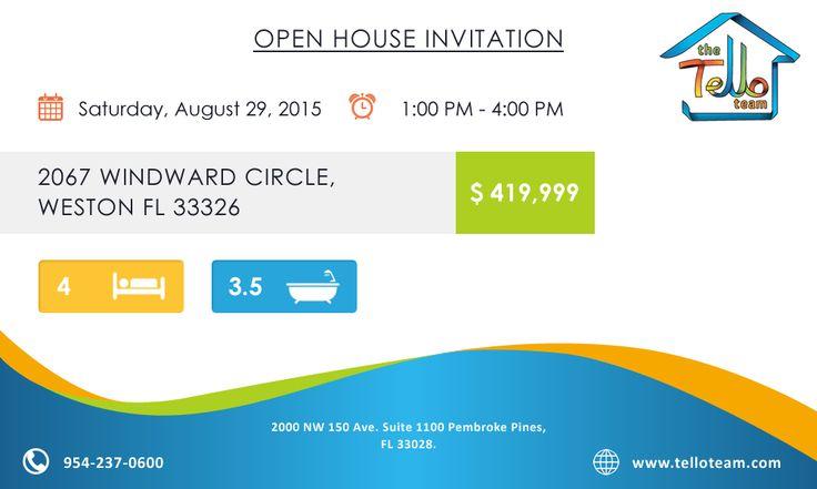 2067 WINDWARD CIRCLE, WESTON FL 33326
