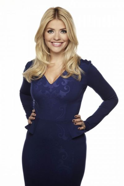 Holly Willoughby calls time on