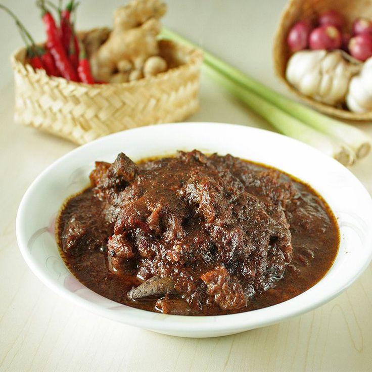 Gulai Kambing - Indonesian Lamb Curry