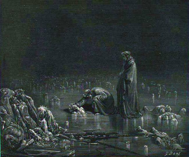 Divine Comedy Quotes: De 20+ Bästa Idéerna Om Dantes Inferno På Pinterest