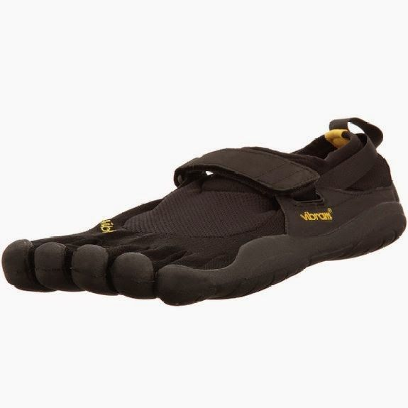 Five Toe Shoes for that Barefoot Feeling, a choice by runners and walkers