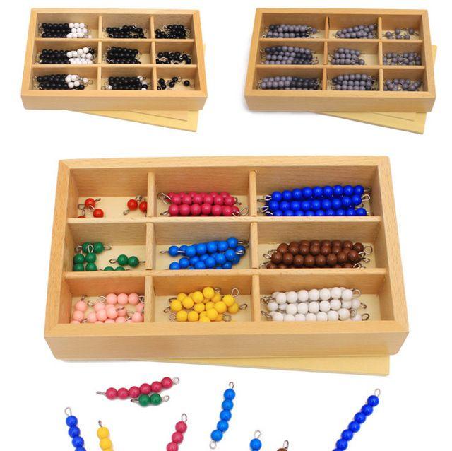 Montessori matematika, set 3 krabic, 480 Kč včetně dopravy Hračky, montessori pomůcky, věci na tvoření z Aliexpressu #hračky #puzzle #matematika #fyzika #sluch #tvoření #děti #rodina #montessori #tip3dmámablog #aliexpress UVEDENÉ CENY JSOU POUZE ORIENTAČNÍ PLATNÉ V DOBĚ, KDY ODKAZ UKLÁDÁM. (affiliate odkazy - definice v zápatí na www.3dmamablog.cz)