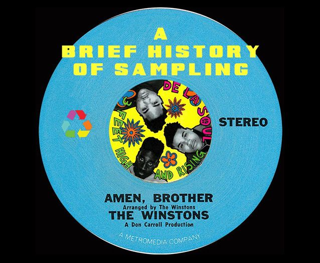 Have a good one averyone! .... Something For The Weekend: A Brief History Of Sampling