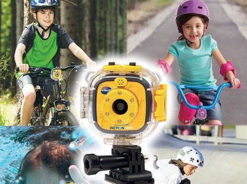 Vtech Kidizoom Action Camera Gift Idea for Boys