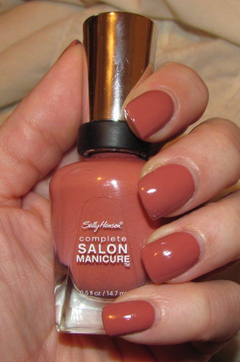 Sally Hansen Complete Salon Manicure - So Much Fawn 230 reviews, photos - Makeupalley