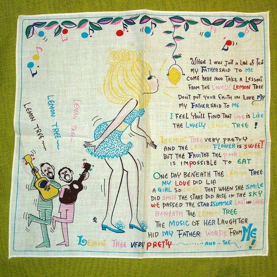 Lemon tree lyrics peter paul and mary