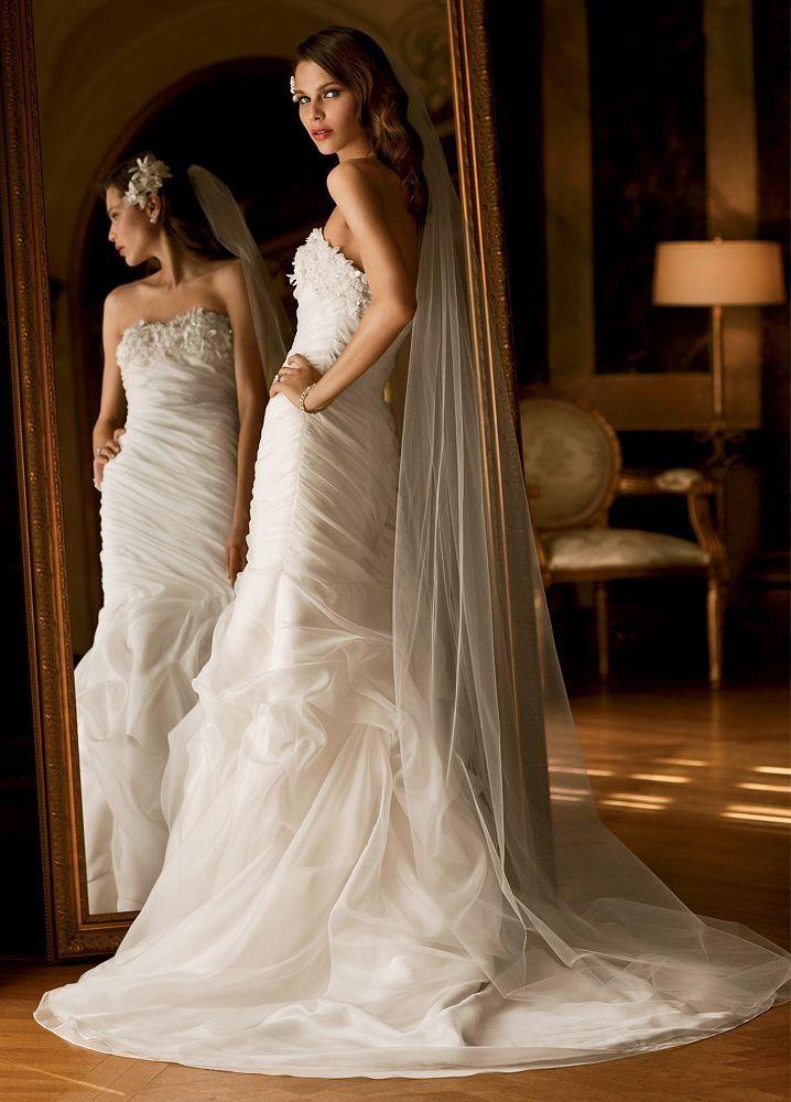 26 best Vestidos David\'s Bridal para reestrenar images on Pinterest ...