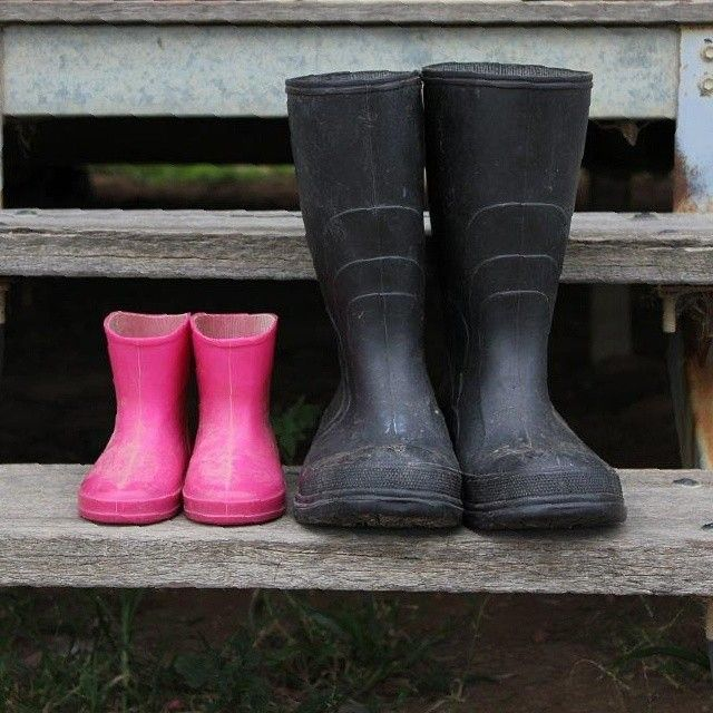 Gumboots! Not being used much at the moment but it can t be far away... #pdscplay