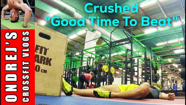 "WODTimeCalculator: http://ift.tt/2dwWZm5 1000 Travel WODs: http://ift.tt/2bex5VR  This is the first introduction video for my new app WOD Time Calculator that will calculate what is good time/score to beat and good time cap.  Beating ""good time to beat"" is not an easy task and I wanted to show you how you must perform if you want to beat that time.  When I was making the calculator I wanted to make ""good time to beat"" to be very challening and you should be able to beat it only if you are…"