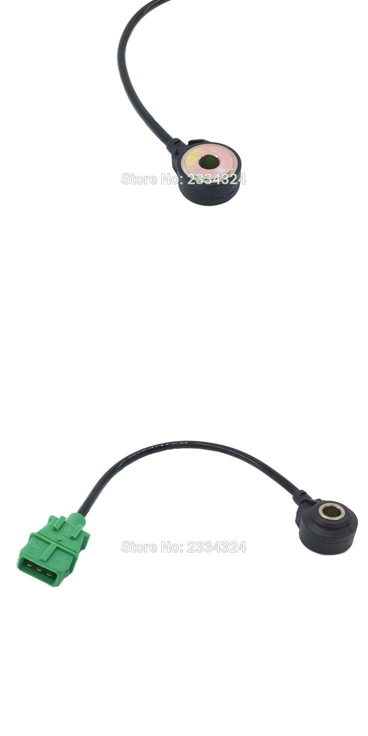 Knock (detonation) Sensor For Peugeot 306 406 407 607 806 807 Fiat Ulysse Renault Avantime Clio Laguna 0261231130,9621334480
