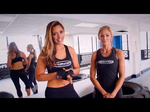30 Minute Women's Toning Workout With Jenna Webb & Melanie Tillbrook   Muscle & Strength