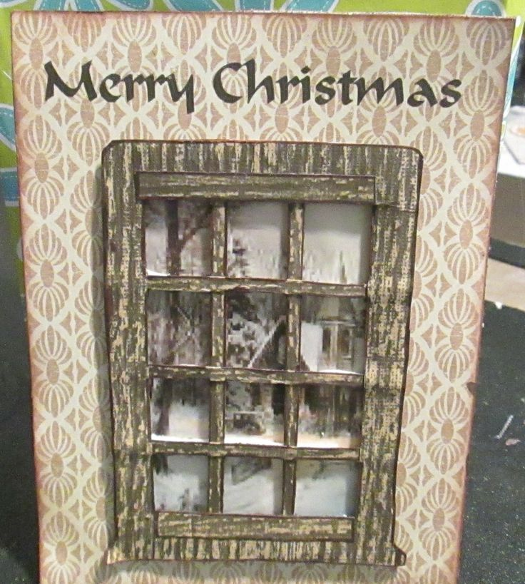 Rustic Merry Christmas - February 2014 | Cards and Scrapbook pages I ...