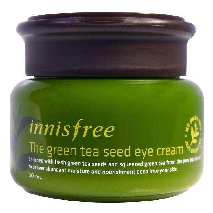 Innisfree, The Green Tea Seed Eye Cream