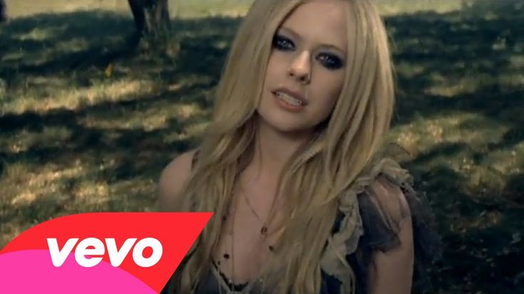 Avril Lavigne - When You're Gone  We <3'd Avril Lavigne ... this song nails it. Has from the very beginning.