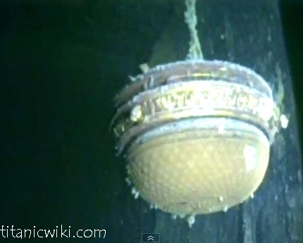 Artifacts Found From the Titanic   Pictures of The Titanic Underwater, Titanic Wreckage