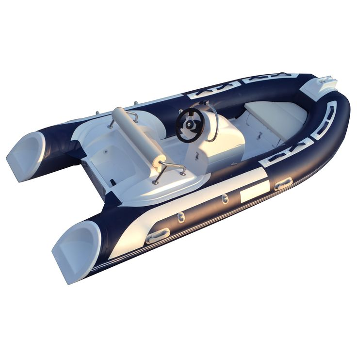 RIB-Boot-Schlauchboot-Jet-Line-Sea-Cat-390-RACE-Festrumpfboden-Sportboot