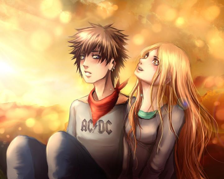 Eva i Matt