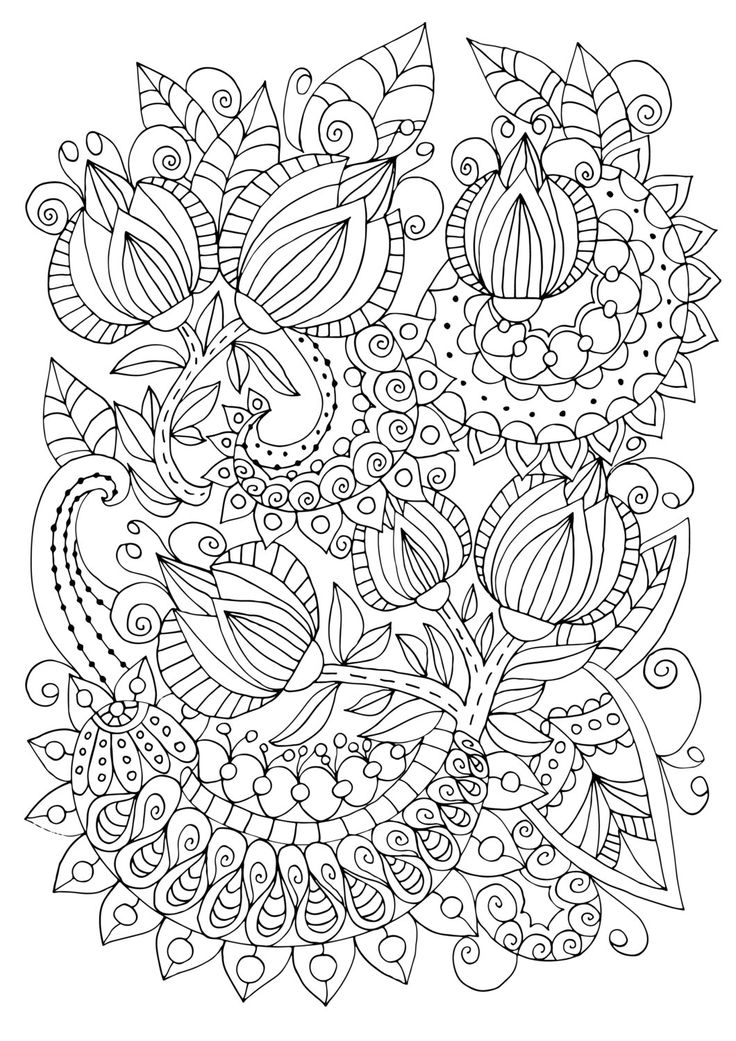 Coloring Pages For Adult