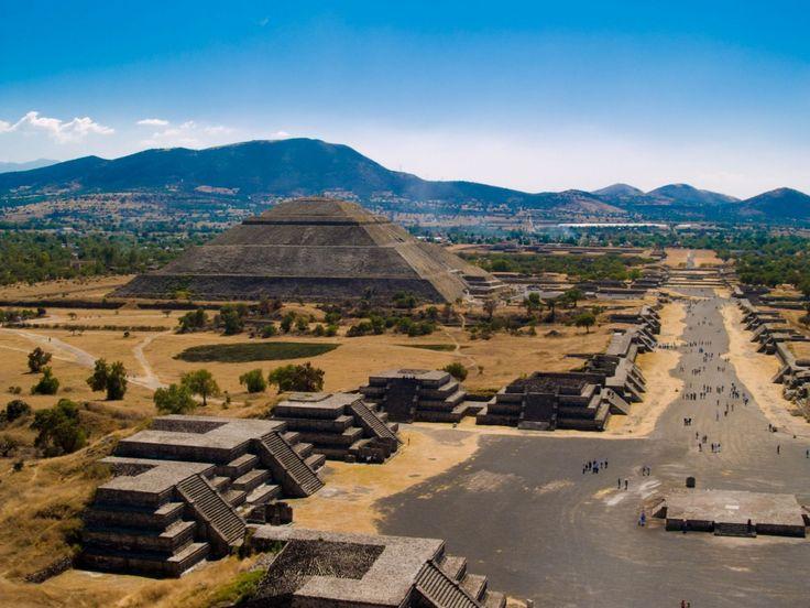 MEXIKÓ utazás - Mexikó körutazás - Azték Mexikó, üdüléssel Acapulcóban - kedvező árú utazás az OTP Travel utazási iroda szervezésében.