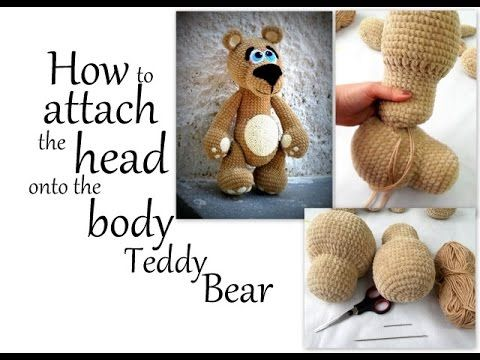 Amigurumi Head And Body : 699 best images about Crochet - Bears ! on Pinterest ...