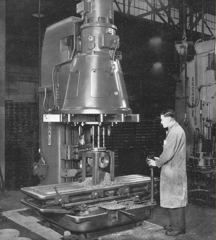 Aluminum Brass Working France: Archdale Machine Tools Page 2