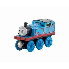 Thomas & Friends Wooden Railway Talking Thomas Engine - English Edition