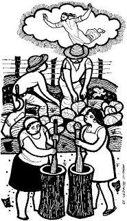 Nuestra Parroquia de Anolaima: Moniciones Domingo I Adviento-Ciclo A