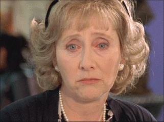 "GEMMA JONES en ""El Diario de Bridget Jones"" Genialmente ridícula!!!"