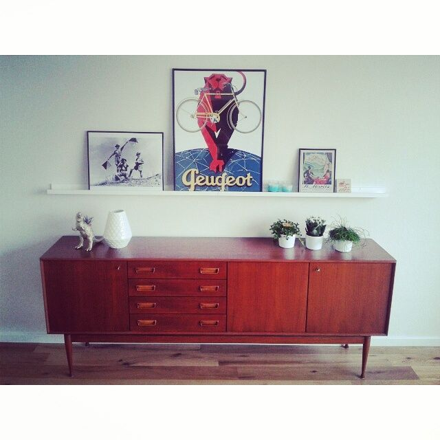 Beautiful vintage sideboard - Found on Tweedehands.be