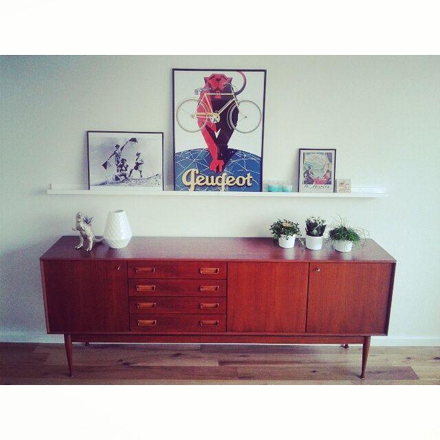 Beautiful vintage sideboard - Found on Tweedehands.be