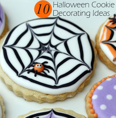 10 halloween cookie decorating ideas - Halloween Cookies Decorating Ideas