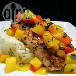 Mango Mahi Mahi @ allrecipes.com.au