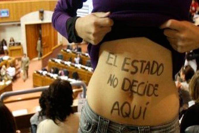 Congreso chileno aprueba ley de despenalización del aborto