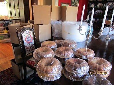 The Best Cream Lemon Cream Cheese Pound Cake I have EVER tasted!  From author Mary Kay Andres.