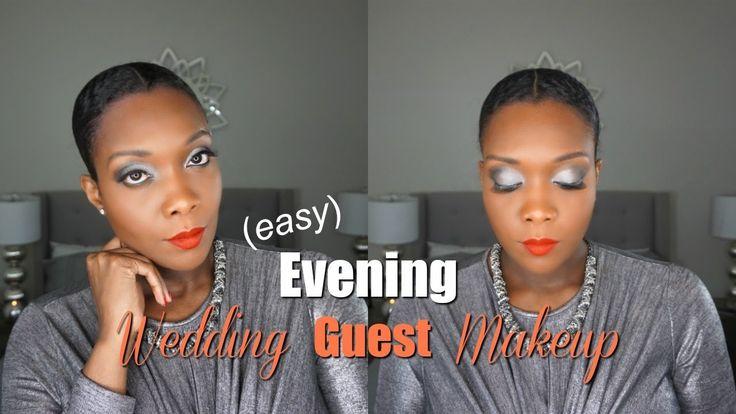 Easy: Evening Wedding Guest Makeup Look