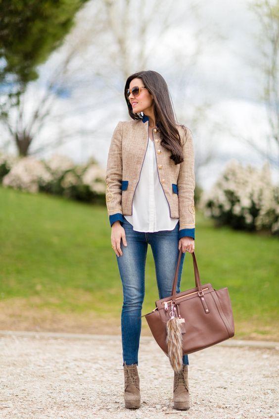 Equipo de oficina de moda | vestimentas | | vestimentas juvenil | | vestimentas casual | | vestimentas femenina | http://caroortiz.com