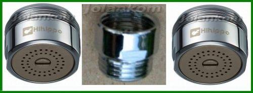 ZESTAW oszczędzający wodę - Perlatory M24x1 z regulacją zlewozmywak, umywalka, prysznic