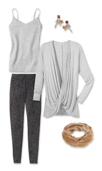 Check out five unique ways to mix and match the Safari Legging with other cabi items! jeanettemurphey.cabionline.com