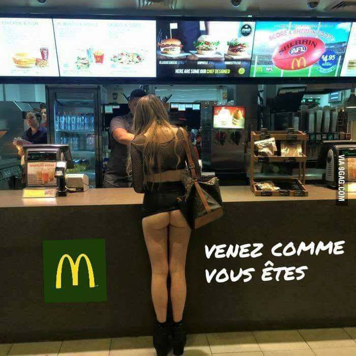 I'm loving it #VDR #DROLE #HUMOUR #FUN #RIRE #OMG