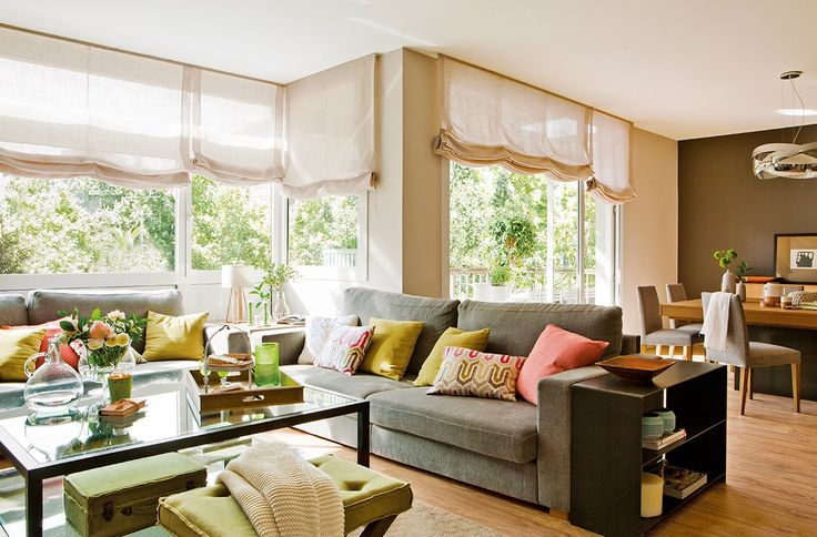 La nueva vida de un piso antiguo · ElMueble.com · Casas