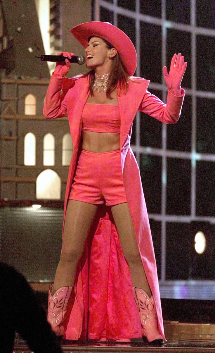 Female singers of the '90s Where are they now? Shania