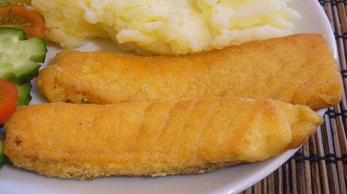Жареная рыба. Вкуснее не бывает