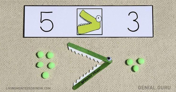 10Sencillas maneras deenseñarle matemáticas aunniño