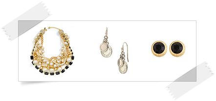 Bets jewelry styles for Oblong Face Shape