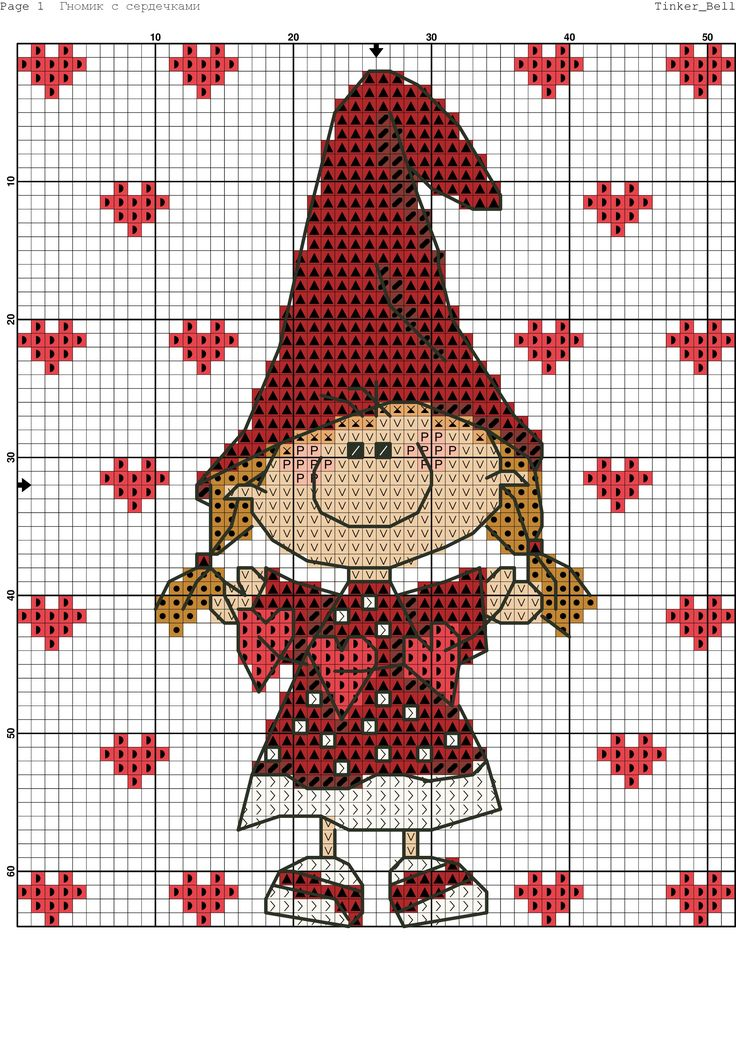 Lovely girl. Cross stitch.