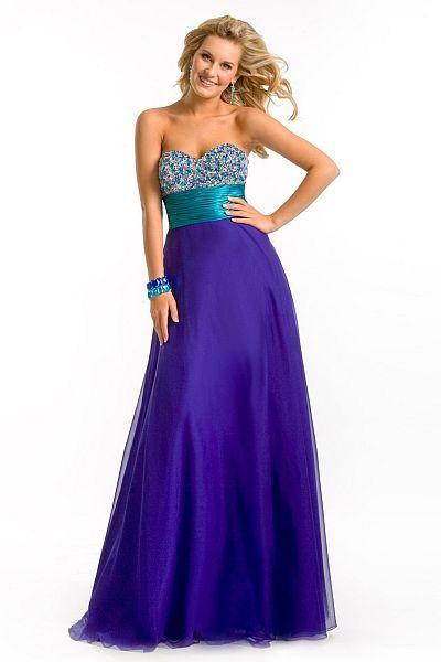 Bridesmaid Dresses Wedding Blue Bridesmaid Dress Purple