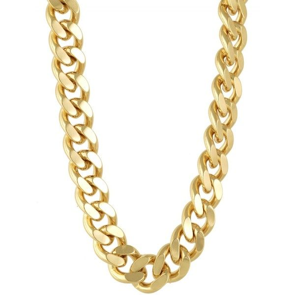 CC Skye The Streamliner Collar Necklace ($198) ❤ liked on Polyvore featuring jewelry, necklaces, accessories, gold, women, yellow gold jewelry, gold jewellery, toggle chain necklace, collar necklace and yellow gold necklace