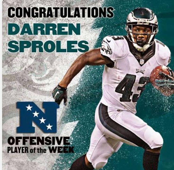 Darren Sproles Washington Redskins v Philadelphia Eagles. Source: Getty  Images