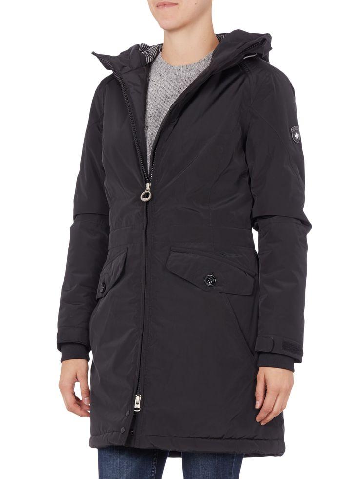 Wellensteyn cusina, warm ladies winter jacket