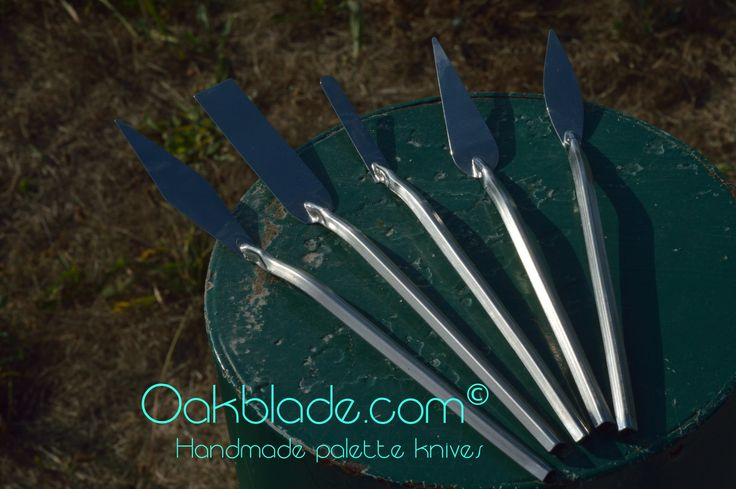 Made in Canada from one piece of metal by hand. OAKBLADE.COM